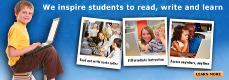 Big Universe Learning - Engaging Online Reading and Writing Community for Grades K-8 | 6-Traits Resources | Scoop.it