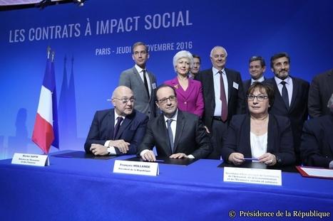 Signature des deux premiers contrats à impact social | Gouvernement.fr - En direct des ministères | Scoop.it
