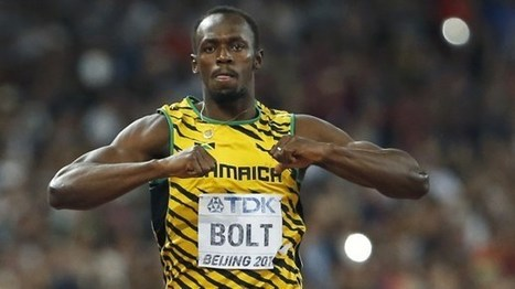 Usain Bolt: I will not race again in 2015 - NBCSports.com | World Athletics Track and Field | Scoop.it