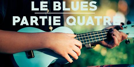 Ukulélé le blues partie 4| Tab-Ukulele cours débutant | tablature et partition ukulele | Scoop.it