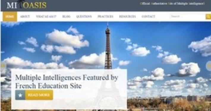 Cartographie subjective de pratiques pédagogiques : Intelligences Multiples: échanges avec Howard Gardner | TIC et TICE mais... en français | Scoop.it