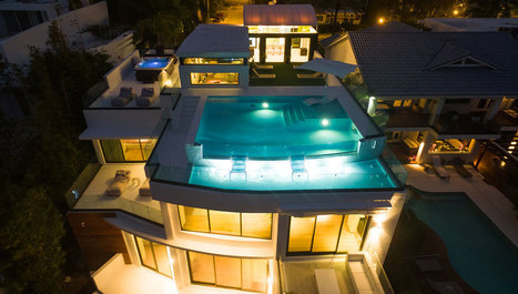 World Class Luxury Residence with One of the Best Private Rooftop Pools in Miami   Your Daily Experience   Decorating Ideas - Home Design Ideas   Scoop.it