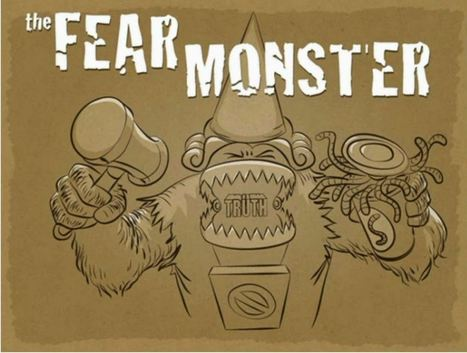 Defeating the Fear Monster! Part 1 | All About Coaching | Scoop.it