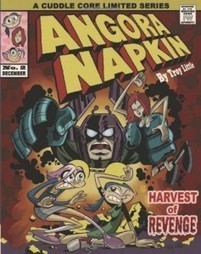Troy Little - Angora Napkin Volume 2: Harvest of Revenge | Philately, Books & Comics | Scoop.it