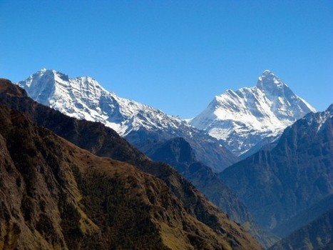 Nature and Beauty of the Indian Himalayan Region | Adventure Destinations in India | Scoop.it