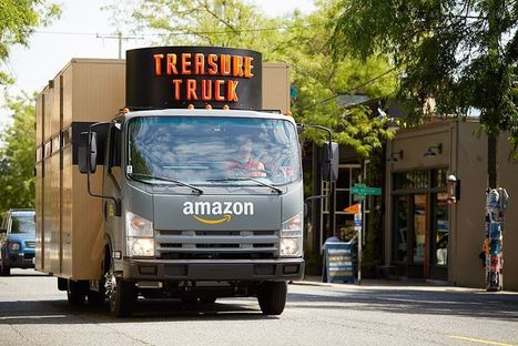 Hey Seattle! Amazon's Treasure Truck Is Now Rolling. | Nerd Vittles Daily Dump | Scoop.it