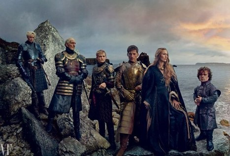 Game of Thrones: Annie Leibovitz lo interpreta così   Me Vs. Photography   Scoop.it