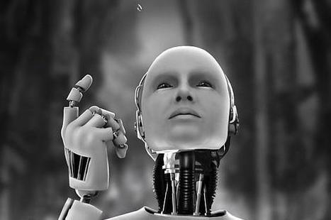 Robots, humanos y Cyborgs: llegó la hora | Robotics | Scoop.it