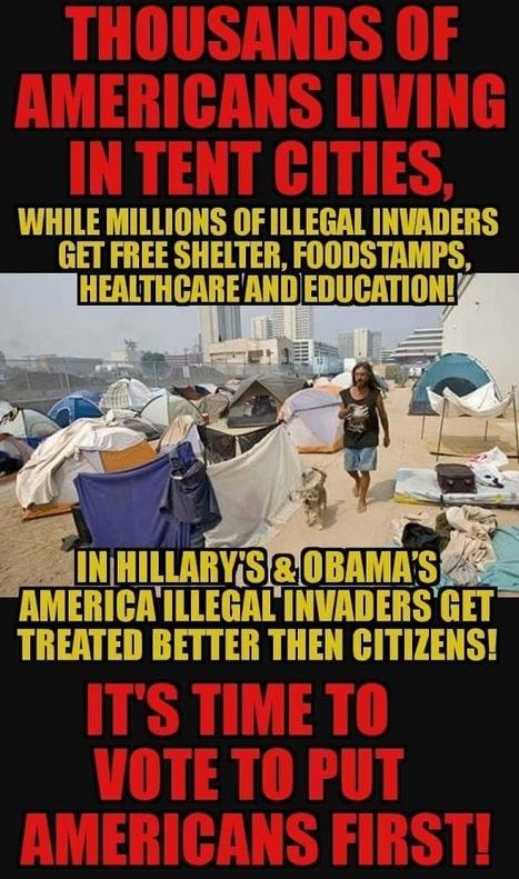 Veterans over Obama's refugees!   Criminal Justice in America   Scoop.it