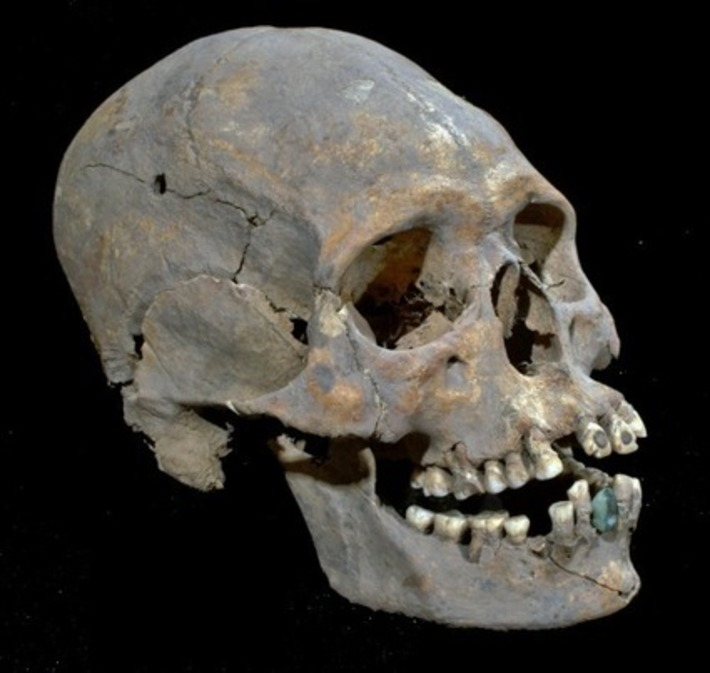 El INAH estudia mujer de élite descubierta en Teotihuacan | Terra Antiquae | Kiosque du monde : Amériques | Scoop.it