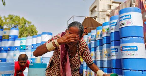 Hot! Hot! Hot! India hits a record-setting 123.8 degrees | LibertyE Global Renaissance | Scoop.it