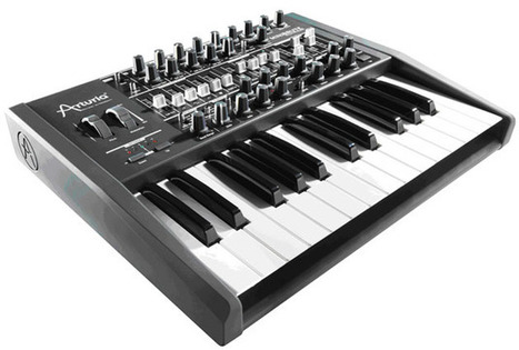 Arturia MiniBrute Review | DJing | Scoop.it