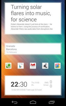 GoogleNows Icon Theme v1.0 | ApkLife-Android Apps Games Themes | Android Applications And Games | Scoop.it