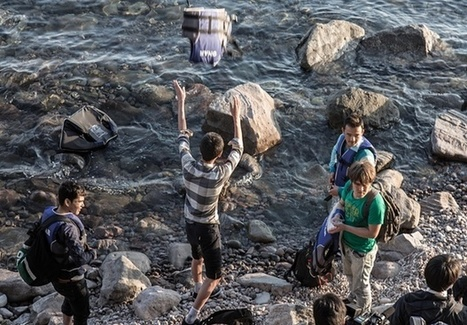 Greek island refugee crisis: local people and tourists rally round migrants | Australia: No 'boundless plains to share' | Scoop.it