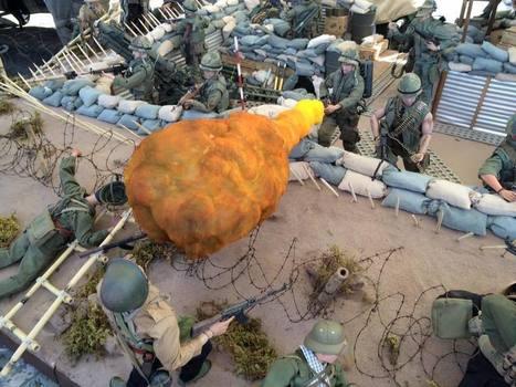 AZ Joeheads Vietnam Firebase Diorama | Military Miniatures H.Q. | Scoop.it