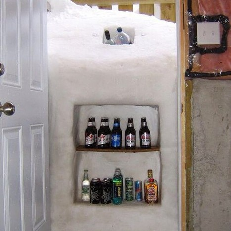 Snow-sufferers post their crazy photos | Vloasis humor | Scoop.it