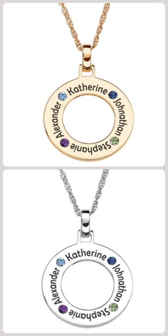 Top Mother's Day Necklaces | Best Gifts 2015 - Unique Gift Ideas | Scoop.it
