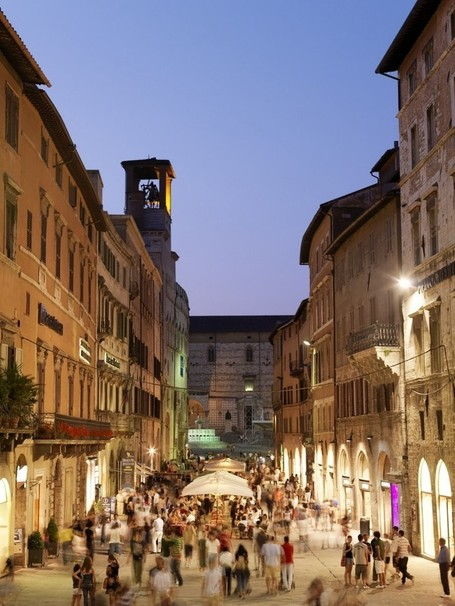 Perugia, a medieval jewel in the heart of Italy | Italia Mia | Scoop.it