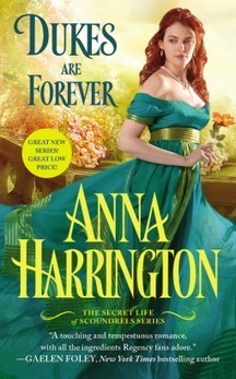 Dukes Are Forever by Anna Harrington | Kindle Book reviews | Scoop.it