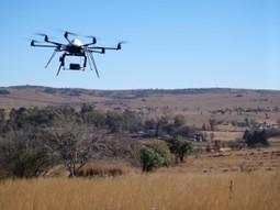Archéodrone | Un drone pour la recherche archéologique | Robotique de service | Scoop.it