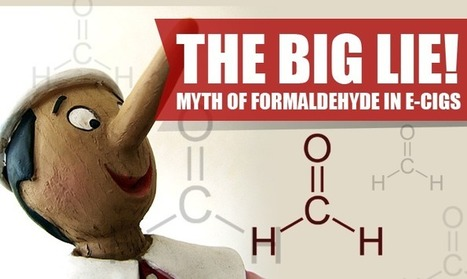 The Ridiculousness Of The 'Formaldehyde In E-Cigs' Claim | Topics We Found Useful & Interesting | Scoop.it