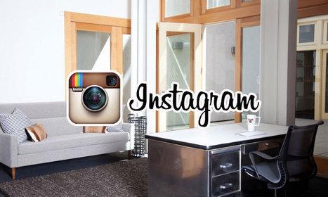 Envolez-vous vers la Californie pour visiter les magnifiques bureaux d'Instagram à San Francisco | Start up | Scoop.it