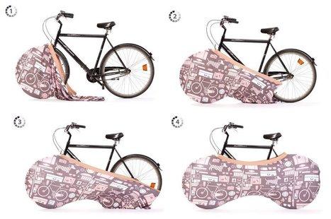 Velo Sock, une chaussette pour votre deux roues | Chasseurs de cool | Bike & Commuting lifeStyle | Scoop.it