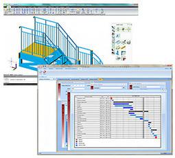 Graitec + ERA3= CAD+CAM a Avellino | Steel Structure production | Scoop.it