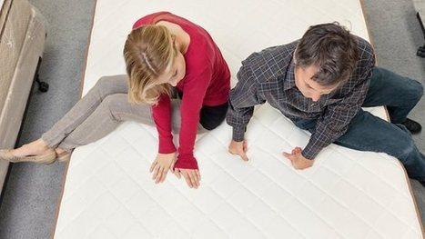 This weekend... Find the right mattress | Choosing a mattress | Scoop.it