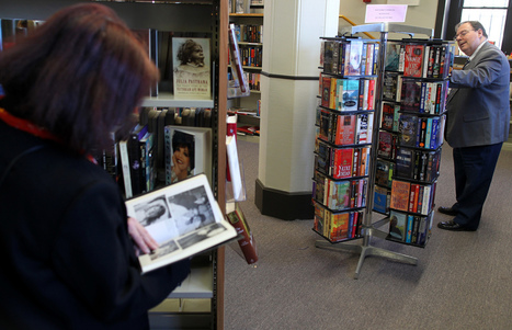 Bookstores on the rise at local libraries | LibraryLinks LiensBiblio | Scoop.it
