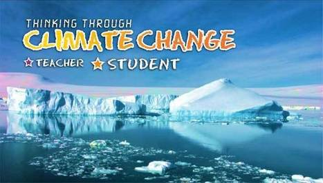 Thinking Through Climate Change :: Splash Screen | Climate Change Games | Scoop.it