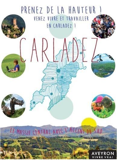 Le nouveau Livret d'Accueil du Carladez est arrivé ! | Carladez - Aveyron | Scoop.it