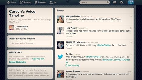 Twitter va lancer les publicités reciblées | Tout sur les réseaux sociaux | Scoop.it
