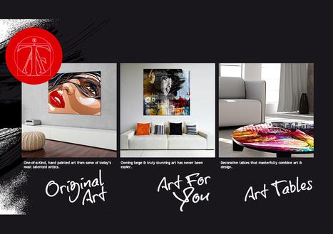 The Artwork Factory - Aspiring Home | The Artwork Factory | Scoop.it