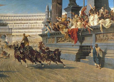 Diocles, el deportista mejor pagado de la Historia | TABELLAE MAGISTRI | Scoop.it