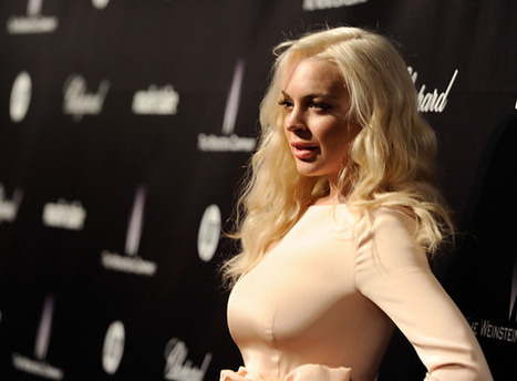 MEAN GIRLS?  Lindsay Lohan, Megan Fox Competing For Elizabeth Taylor Role | TonyPotts | Scoop.it