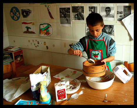 Lo que tu hijo/a debe hacer solo/a, por edad (Parte I: de 1 a 8 años) | educar valores | Scoop.it