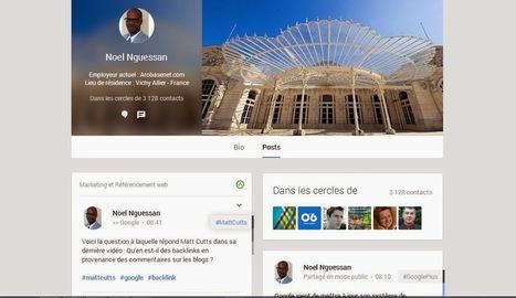 Google+ met à jour la photo de couverture des profils | netnavig | Scoop.it