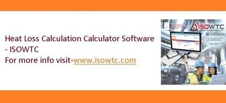 Heat Loss Calculation Calculator Software | Heat Loss Calculation | Scoop.it