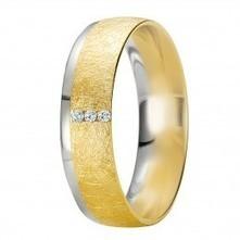 18K - WEDDING BAND - diamond fc 0,03 Ct. w/si - Wedding   Price Range: US$690.00   Wedding Band Collection Dubai   Scoop.it