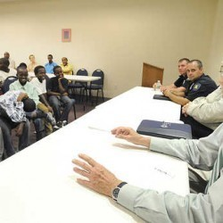 Lewiston locals get educated in juvenile justice - Bangor Daily News | Education in Juvenile Detention Facilities | Scoop.it