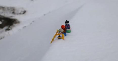 Extreme Toys - Snowboarding & Freeski Playmobil Adventure | Montagne TV | Scoop.it