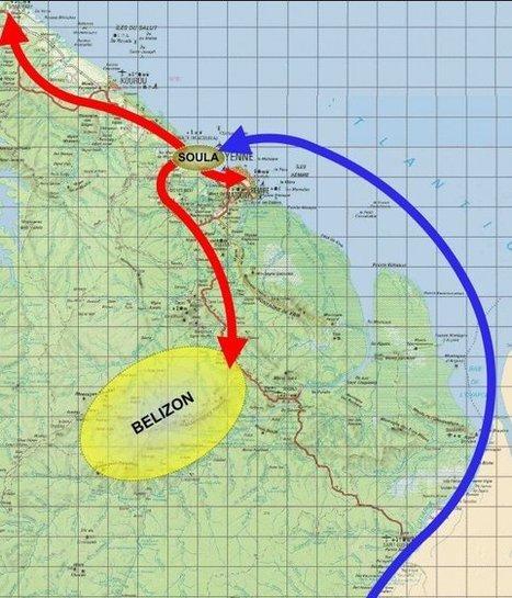 Une filière d'immigration clandestine de grande ampleur démantelée entre le Brésil et la Guyane - guyane 1ère | Guyane orpaillage illégal | Scoop.it