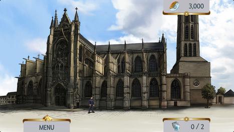 Limoges lance un jeu vidéo pour valoriser son patrimoine   E-Tourisme   Scoop.it