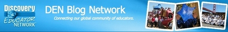 DEN Blog Network | Sheila's EDTech Integration | Scoop.it