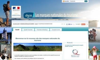 Un nouveau site sur les marques nationales du tourisme | Direction générale de la compétitivité, de l'industrie et des services | Etourisme et Web Sémantique | Scoop.it