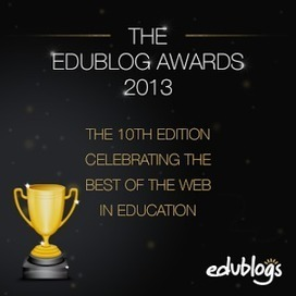 Our Nominees For The 2013 Edublog Awards | Design in Education | Scoop.it
