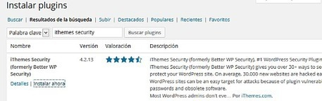 Configurar iThemes Security | WebArt.es | Crear Pagina Web | Scoop.it