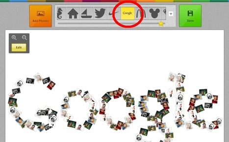 HOW TO: Make a Photo Collage Using Photos from your Google Drive : Shape Collage Blog | TIC, educación y demás temas | Scoop.it