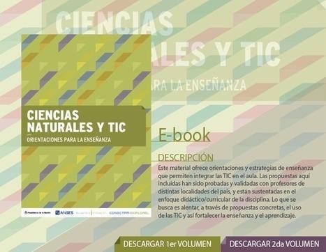 Inicio: Ciencias Naturales - E-book | Tic en el aula | Scoop.it